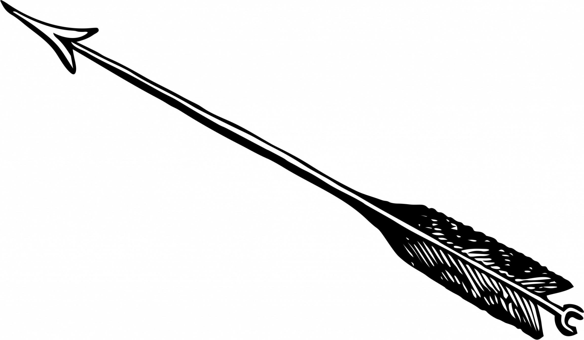 2304x1342 Bow N Arrow Clip Art Clipart Collection