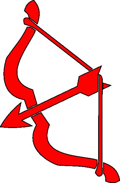 390x596 Cupid Clipart Bow And Arrow
