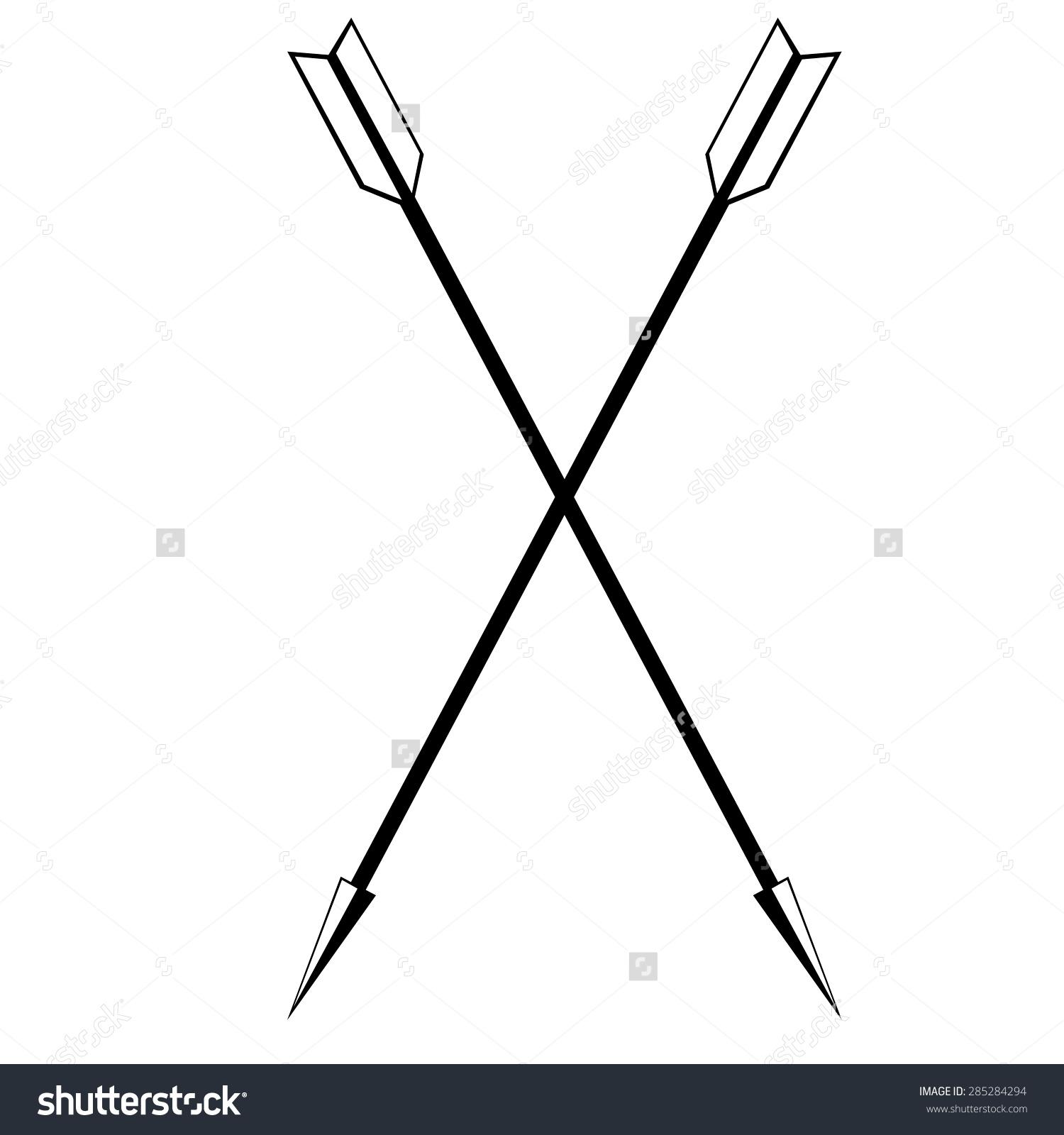 1500x1600 Arrows Weapon Clip Art Clipart