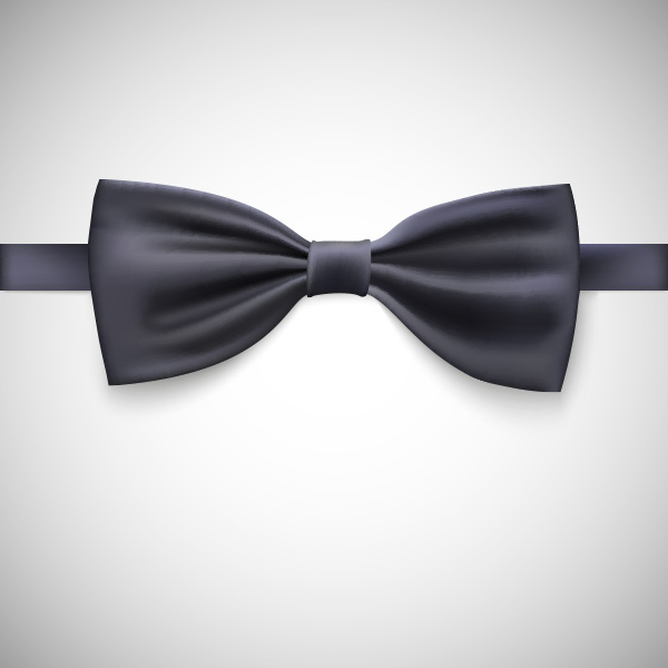 600x600 Bow Tie Vector Illustration On Behance