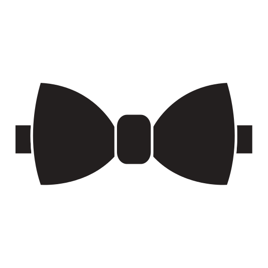 550x550 Collection Of Free Bowtie Vector Tool. Download On Ubisafe