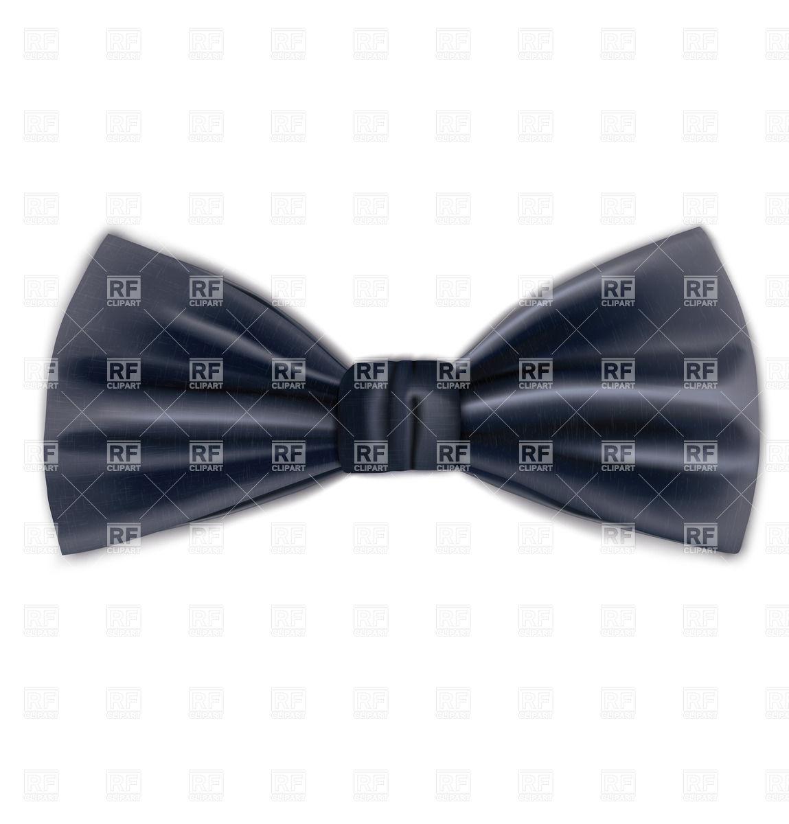 1149x1200 Black Bow Tie