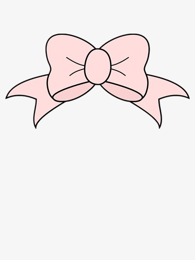 400x533 Pink Bow Vector, Bow, Lovely, Pink Png And Psd File For Free Download