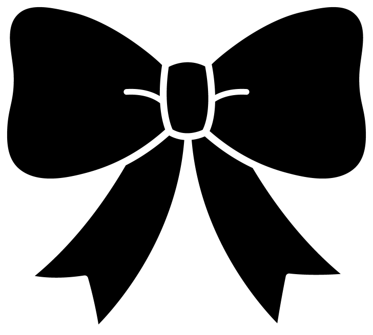 Christmas Bow Svg.Bow Vector Art At Getdrawings Com Free For Personal Use