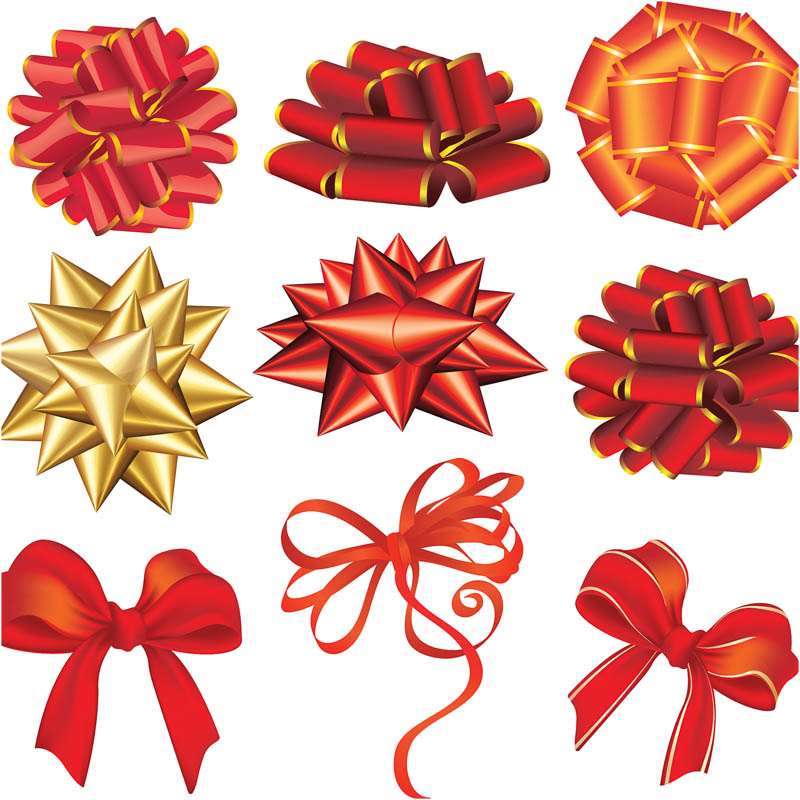 800x800 Christmas Bow Clip Art Bow Templates Vector Vector Graphics Blog