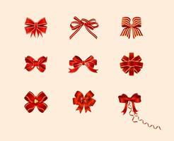 246x200 Ribbon Bow Free Vector Art