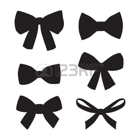 450x450 Bow Tie Clipart Black Ribbon Free Collection Download And Share