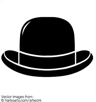 335x355 Download Bowler Hat