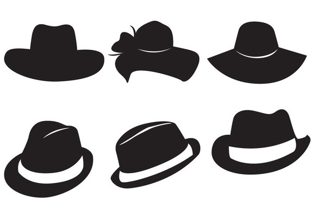 632x443 Free Hats Vector Free Vector Download 366625 Cannypic