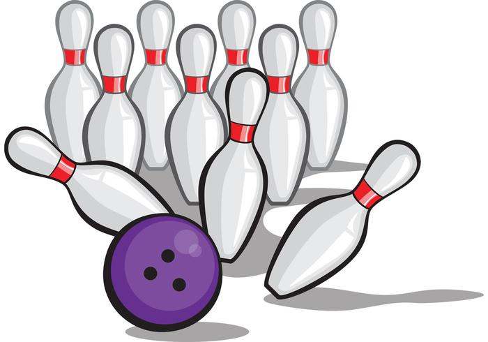 700x490 Free Bowling Ball Vector