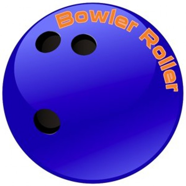 626x626 Bowling Ball Vector Free Download