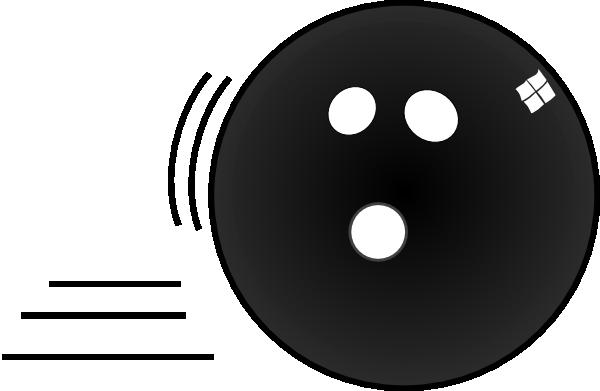 600x391 Bowling Ball Clip Art Free Vector 4vector