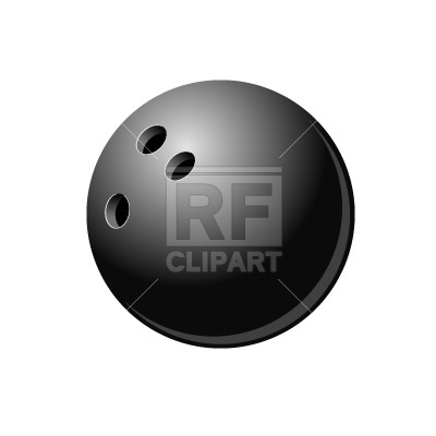 400x400 Bowling Ball Vector Image Vector Artwork Of Sport And Leisure