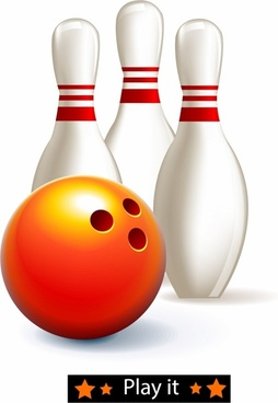 254x368 Bowling Logo Free Vector Download (67,995 Free Vector) For