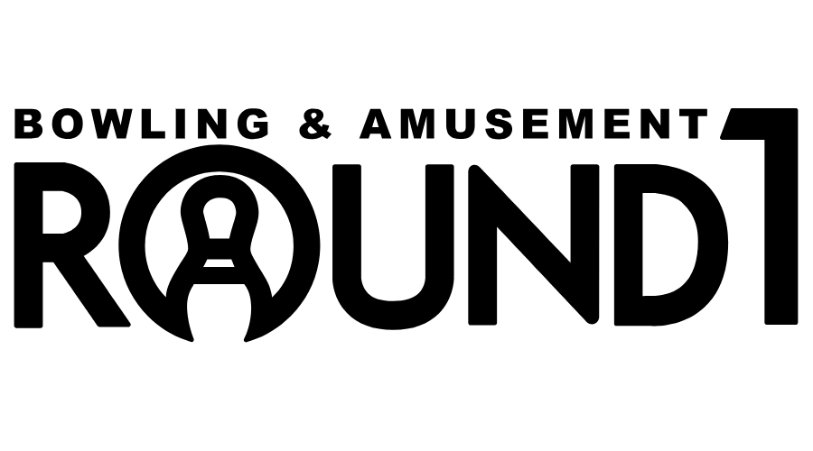 900x500 Round 1 Bowling Amp Amusement Logo Vector