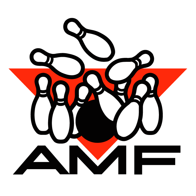 745x745 Amf Bowling Free Vector 4vector