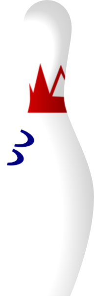 Bowling Pin Vector At Getdrawings Com Free For Personal Use