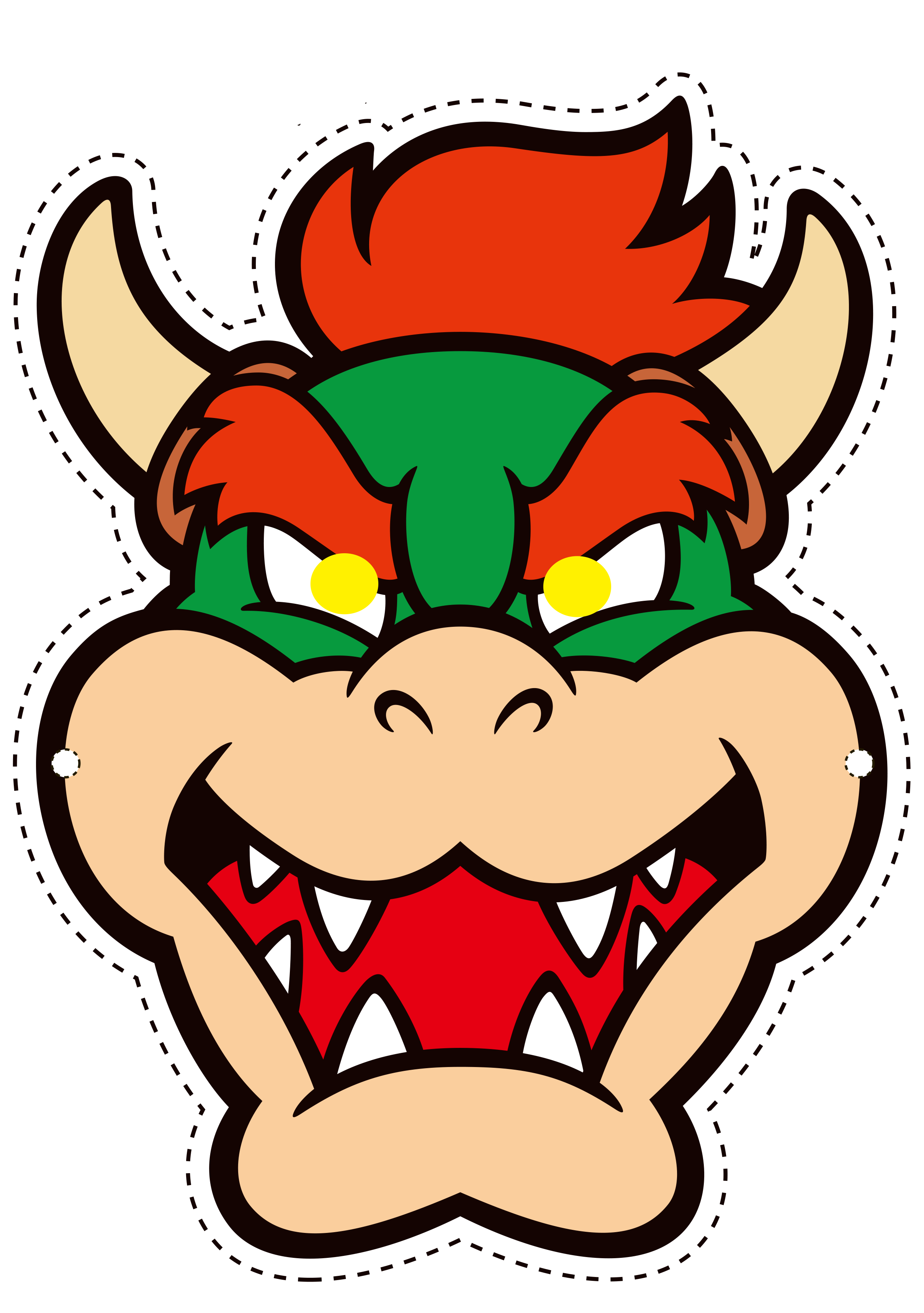 Bowser Vector At Getdrawings Com Free For Personal Use