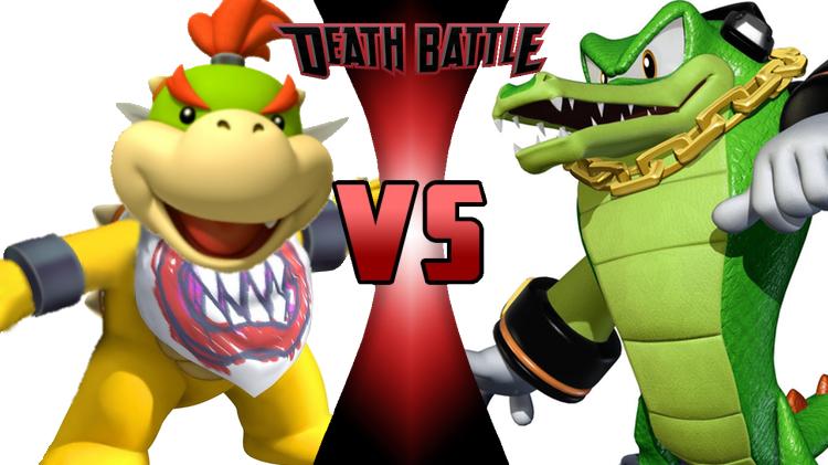 750x421 Bowser Jr. Vs Vector The Crocodile Death Battle Fanon Wiki