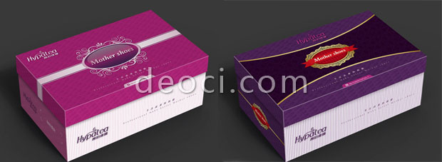 Box Design Vector Free Download