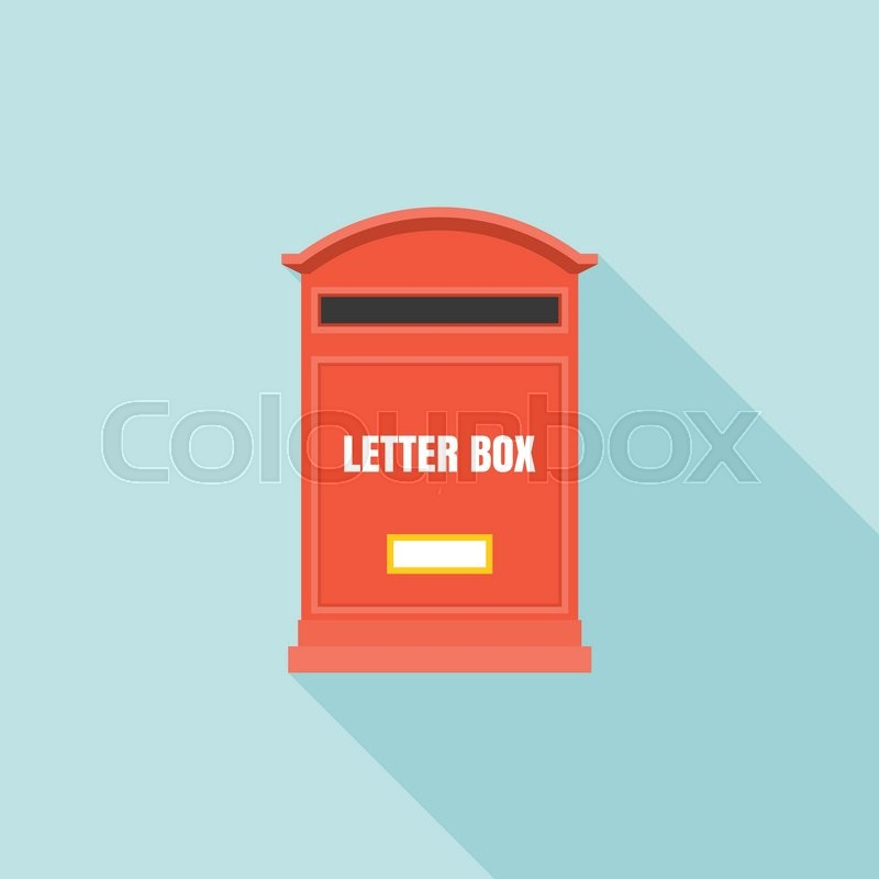 800x800 Mail Box Post Illustration, Post Box Vector, Mail Box Post