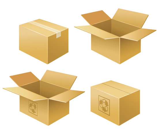 552x466 Practical Box Box Vector Free Vector 4vector