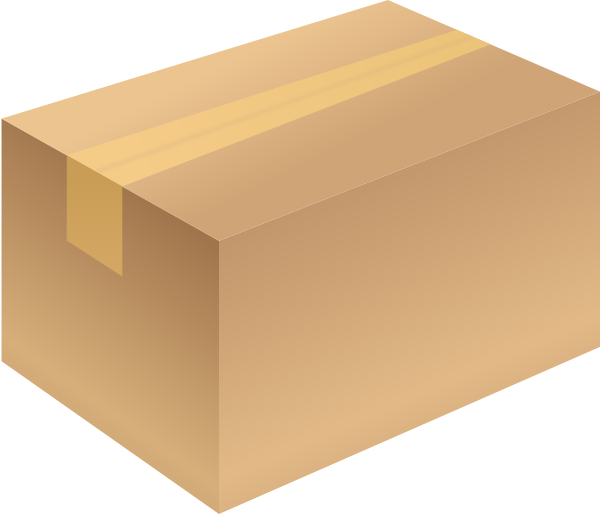 600x516 Box Vector