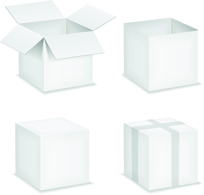 700x669 Packaging Box Vector Free Vector Graphic Download