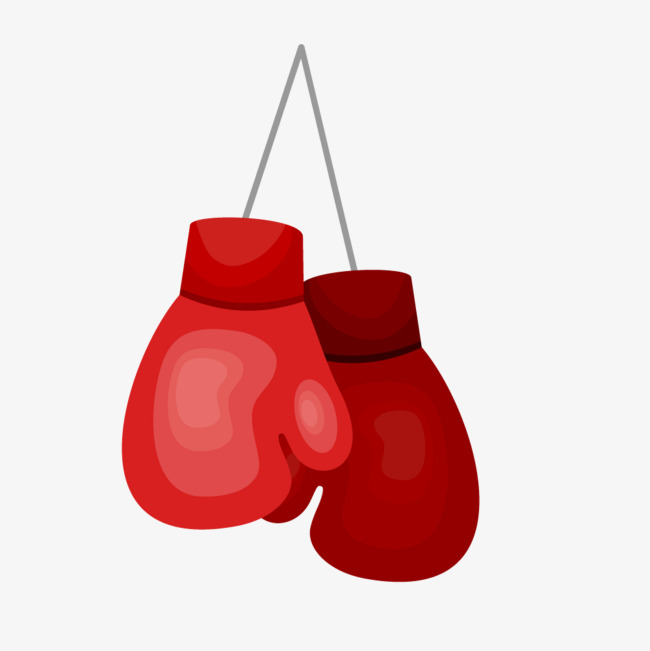 650x651 Red Boxing Gloves Competition, Red, Boxing, Game Png And Vector
