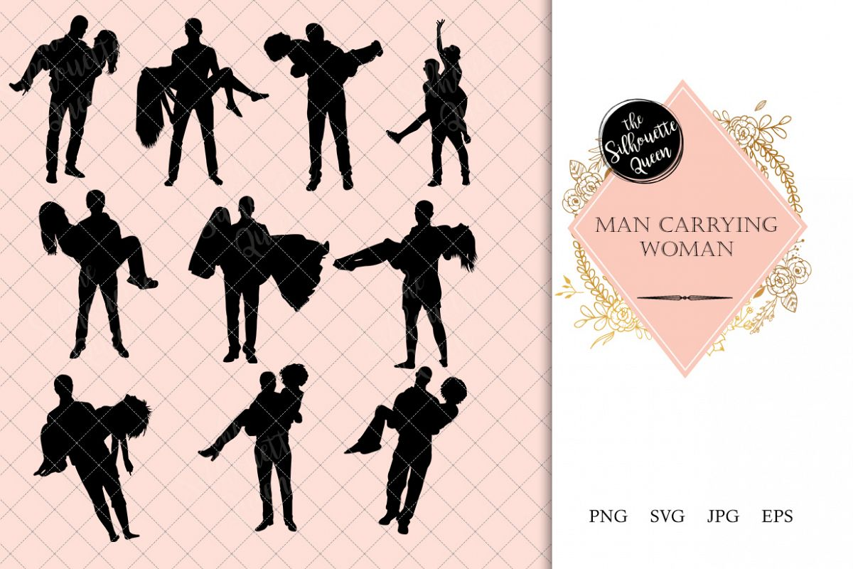 1200x800 Man Carrying Woman Silhouette Boy Carry Girl Vector Roma