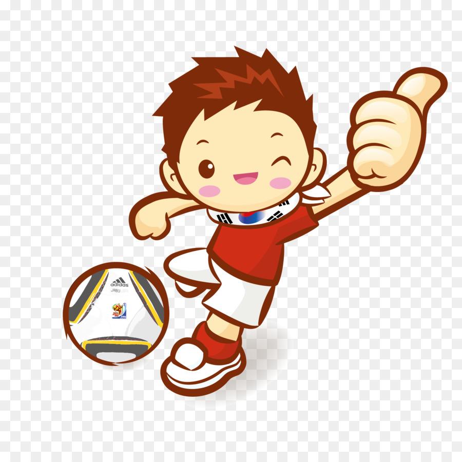 900x900 Football Cartoon