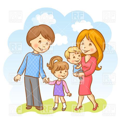 470x470 Happy Family