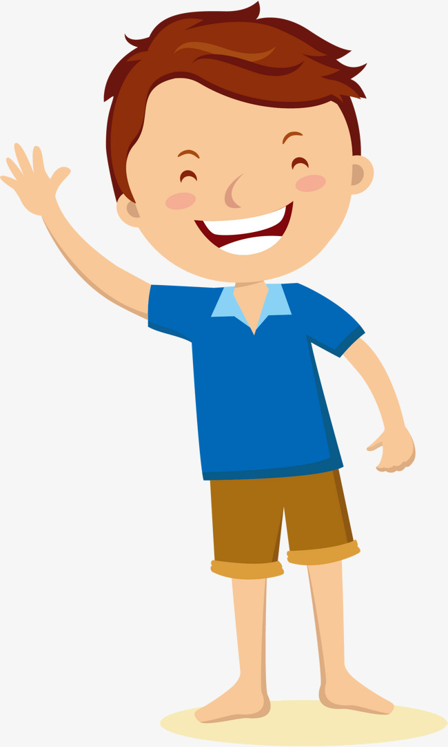 650x1085 Vector Boy, Boy Vector, Waved, Boy Png And Vector For Free Download
