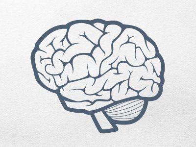 400x300 Vector Brain Icon Final Moodboards Brain, Icons