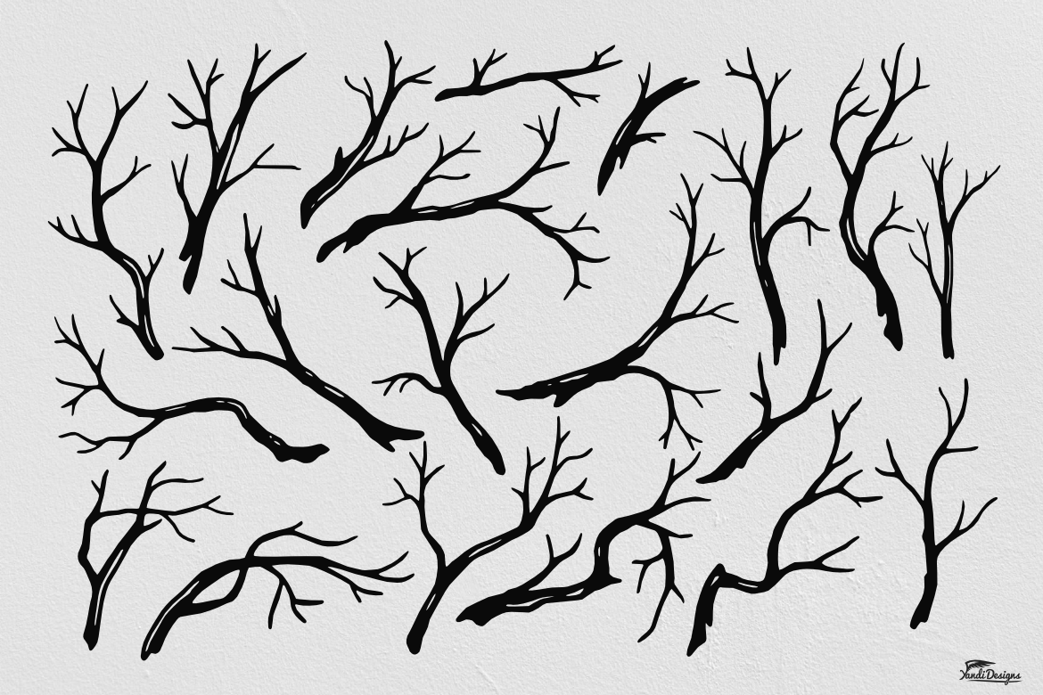 1170x780 Hand Crafted Tree Branches Vector