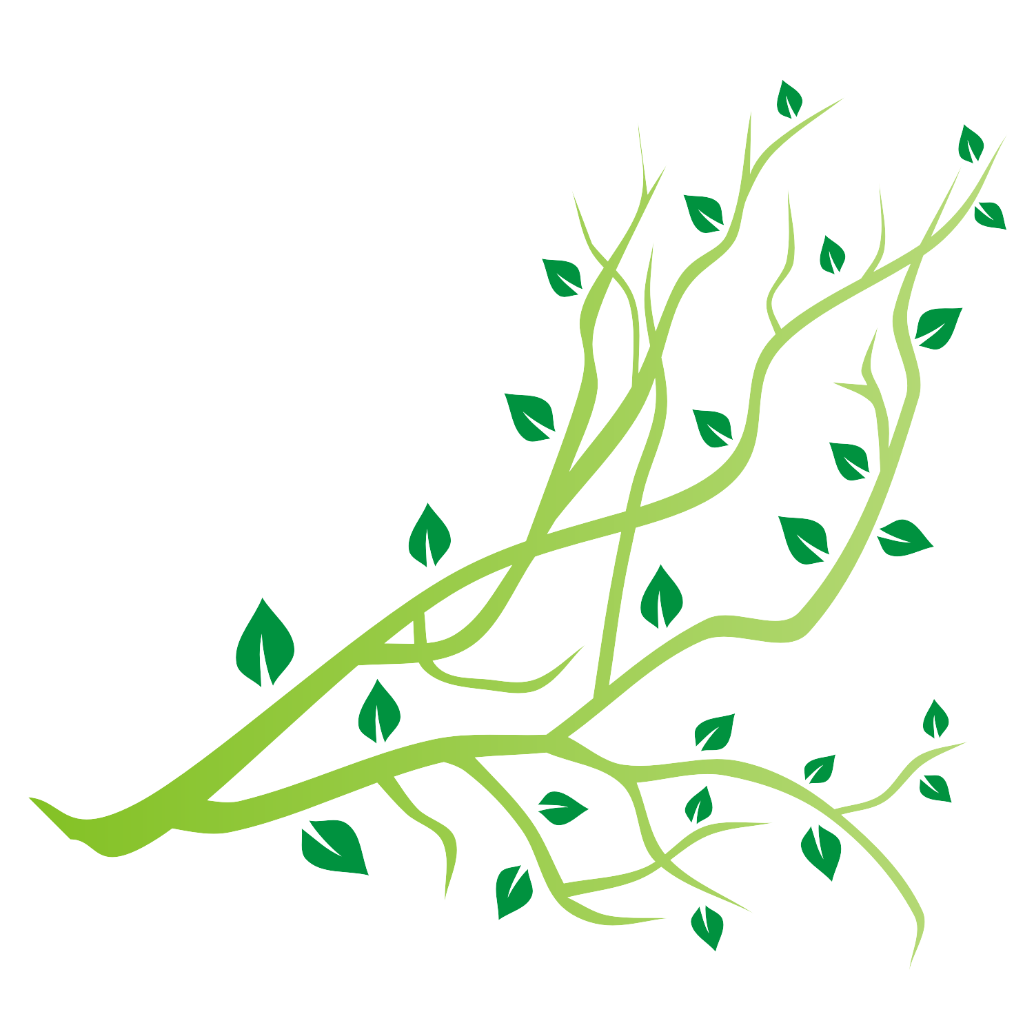 1500x1500 Vector For Free Use Tree Branch Vector