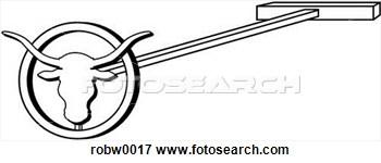 Branding Iron Vector