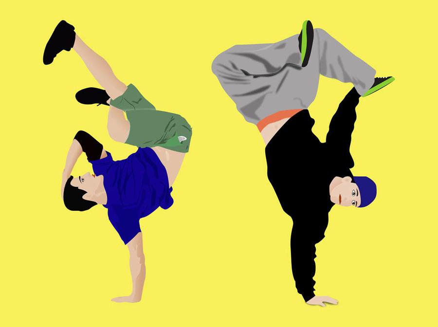 900x672 Download Break Dance Vector Art Clipart Breakdancing Clip Art