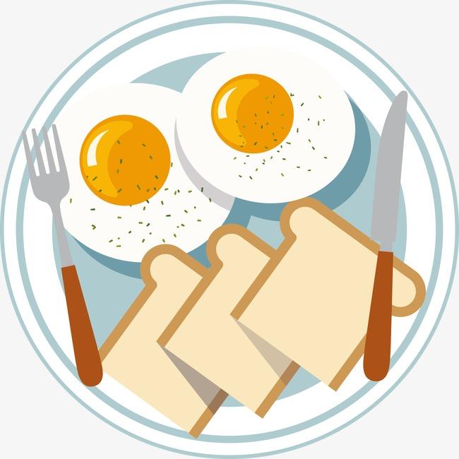 650x650 Vector Breakfast, Vector, Breakfast, Bread Png And Vector For Free
