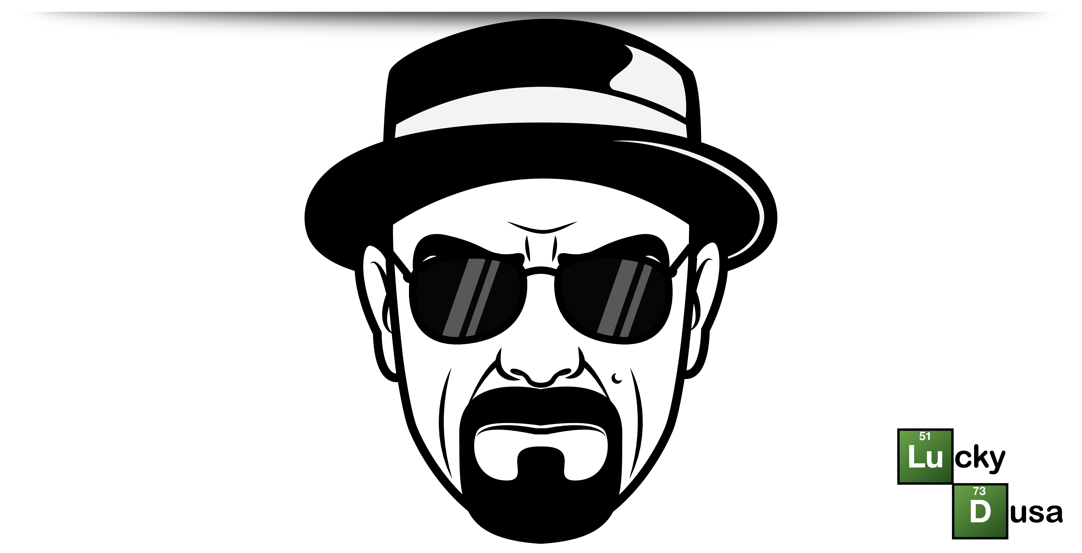 Breaking Bad Vector