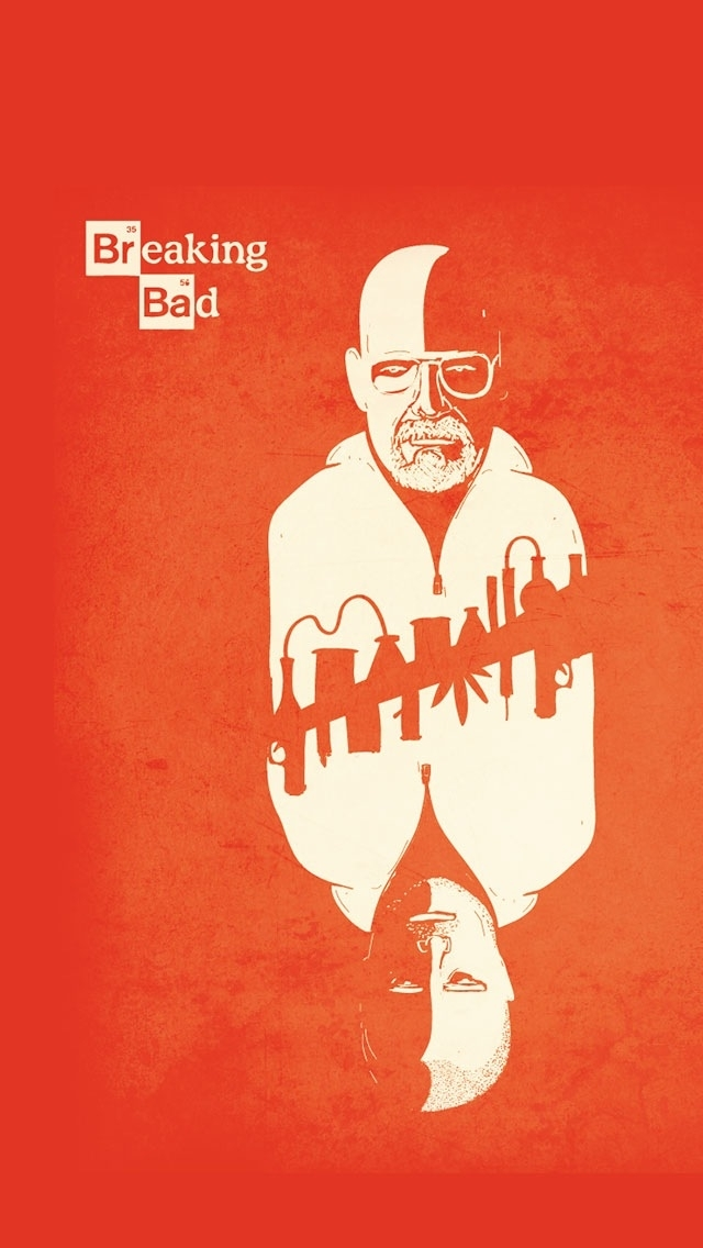 640x1136 Breaking Bad Card Vector Iphone 55s5c Wallpaper And Iphone Se