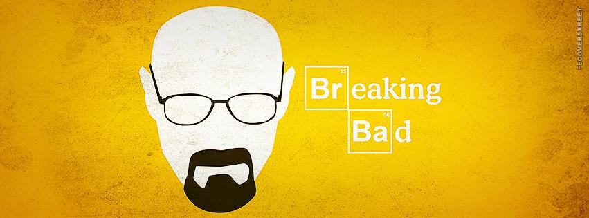 851x315 Breaking Bad Heisenberg Vector Artwork Facebook Cover