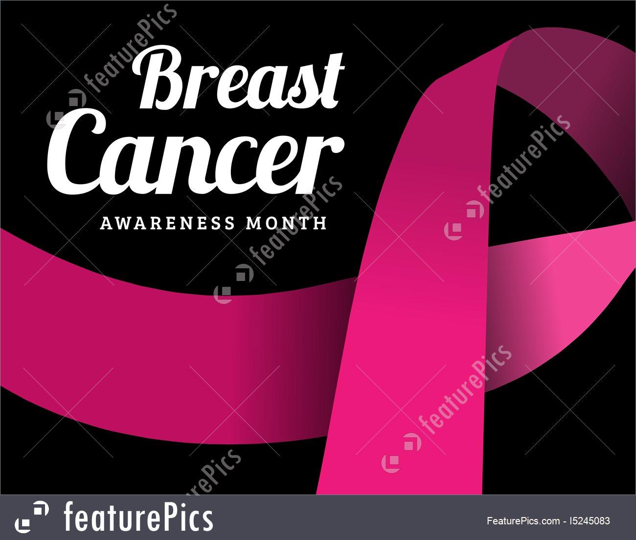 1300x1105 Breast Cancer Awareness Vector Symbol