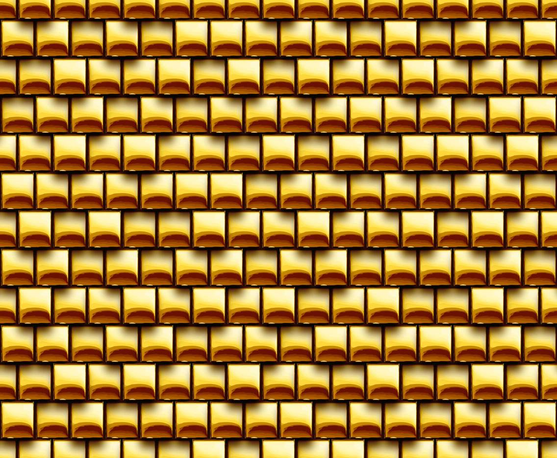 1136x936 Vector Gold Bricks Background Vector Art Amp Graphics