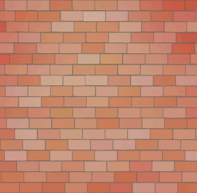 626x614 Brick Wall Abstract Background Vector Free Download