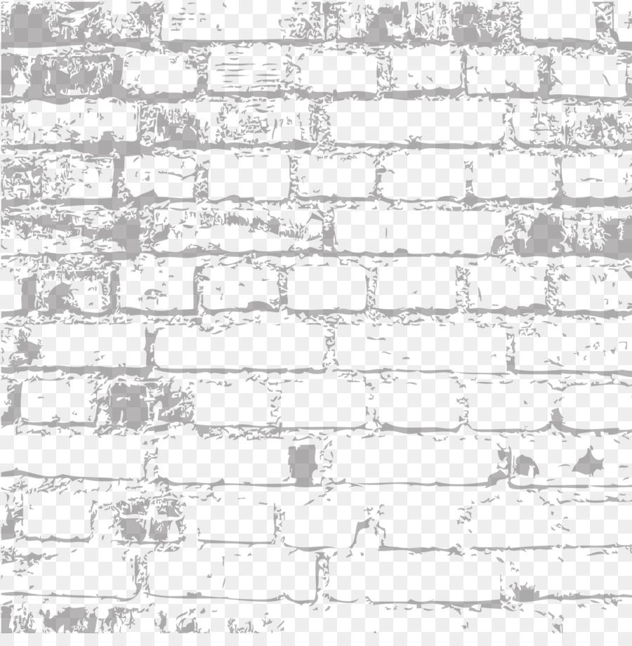 900x920 Black And White Brick Angle Pattern