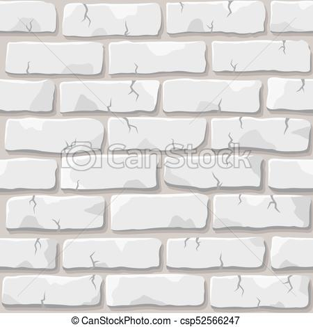 450x470 White Brick Wall Texture. Nice Vector White Brick Wall Seamless