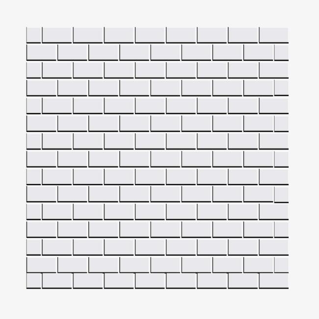 650x651 Vector Gray Brick Wall Wall, Brick Vector, Vector, Gray Png And