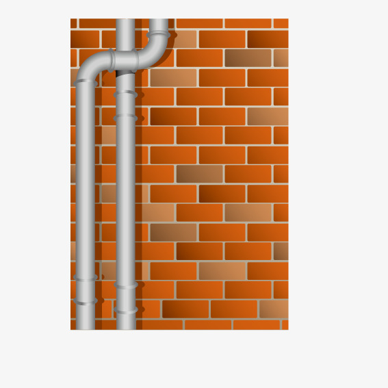 567x567 Red Brick Wall, Vector, Iron Tube, Brick Wall Png And Vector For