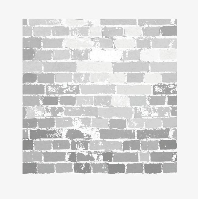 650x651 Vector Old Brick Wall Wall, Brick Vector, Vector, Old Png And